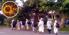দেশে তাবলিগের সব কার্যক্রম স্থগিত