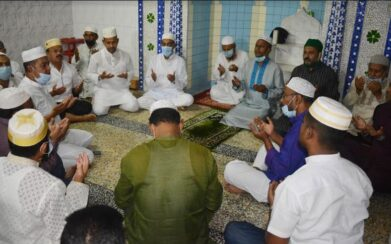 বরিশালে শহীদ জিয়ার শাহাদত বার্ষিকী উপলক্ষে দোয়া-মোনাজাত