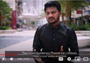 আল জাজিরায় সাক্ষাতকার : বাংলাদেশি যুবক গ্রেফতার