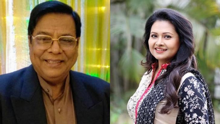করোনায় অভিনেত্রী বিজরী বরকত উল্লাহর বাবার মৃত্য