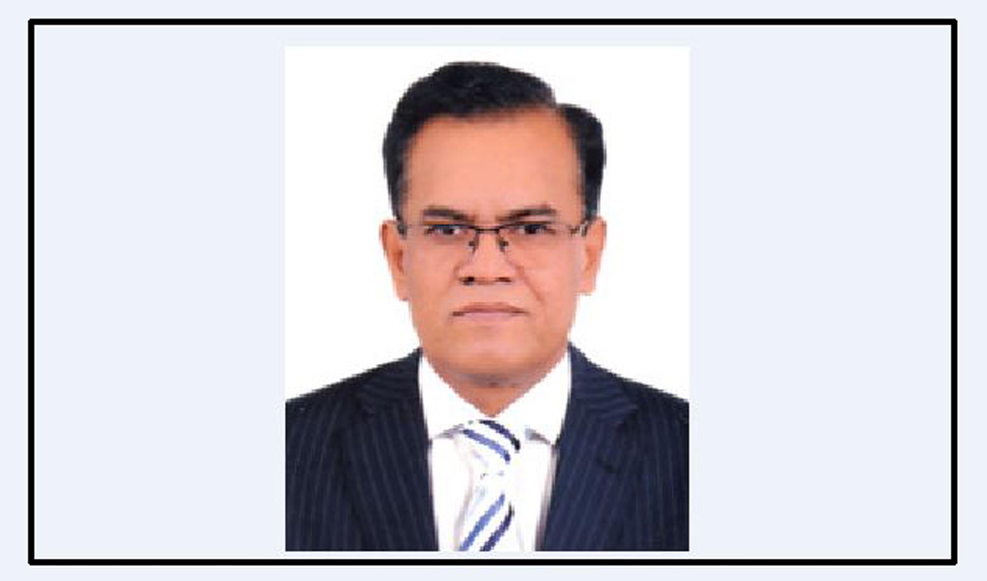 বরিশালের নতুন বিভাগীয় কমিশনার সাইফুল হাসান বাদল