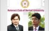 বরিশাল বিশ্ববিদ্যালয় রোটারেক্ট ক্লাব এর নতুন কমিটি গঠন