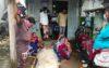 কুয়াকাটায় লাশ নিয়ে দেনাদারের বসত ঘরের সামনে প্রতিবাদ