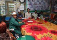 পিরোজপুরে সরকারি নিষেধ অমান্য করে মাদ্রাসায় মিটিং, মানা হয়নি স্বাস্থ্য বিধি