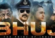 ভারত-পাকিস্তানের যুদ্ধের পটভূমি নিয়ে তৈরি 'ভুজ: দ্য প্রাইড অব ইন্ডিয়া'