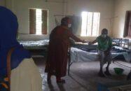 কাউখালীতে ঈদের দিন করোনা রোগীর জন্য খাবার রান্না করে নিয়ে গেলেন ইউএনও খালেদা খাতুন রেখা