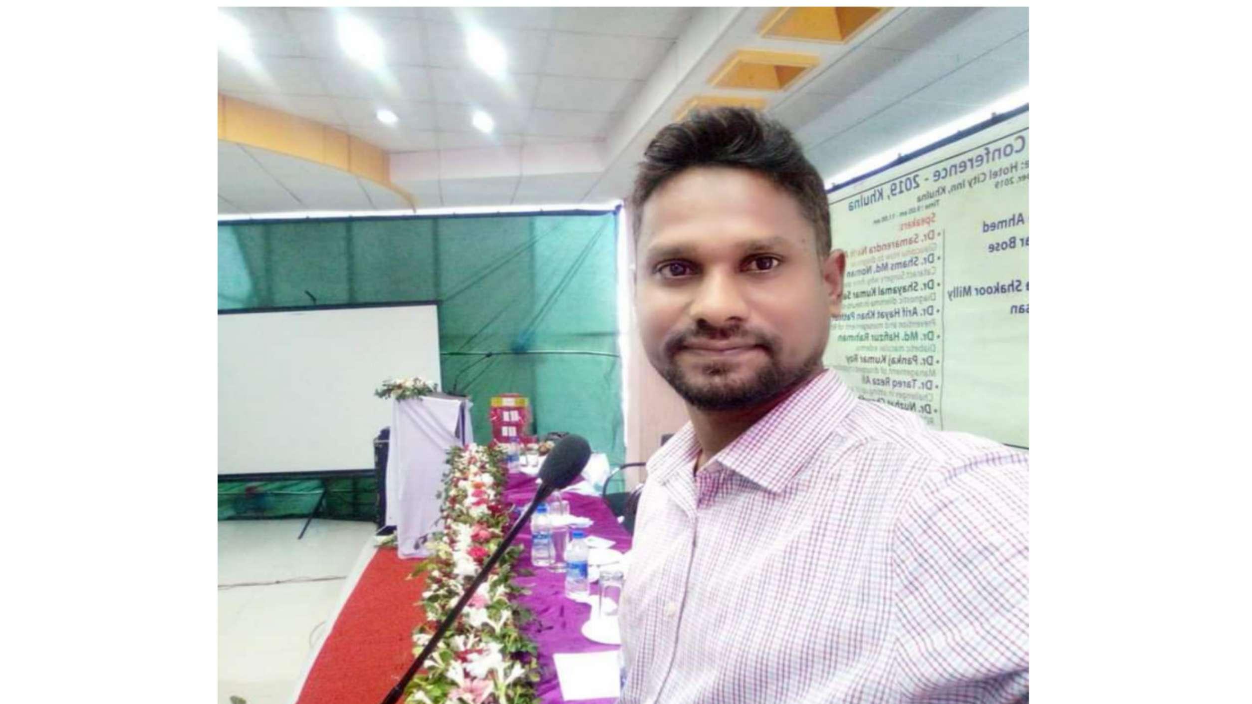 শেবাচিমে কনসালটেন্ট হিসেবে ডা. জাফর আলীর পদোন্নতি