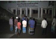 বিদ্যালয়ে রাতে উড়ল জাতীয় পতাকা, ৫ শিক্ষককে শোকজ