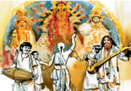 পটুয়াখালীতে মাদক সেবনে বাধা দেয়ায় মন্দিরের হামলা
